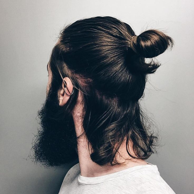 cool 35 Newest Men's Top Knot Hairstyles - Be Out of the Ordinary