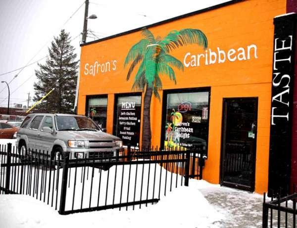 Safron's Caribbean - Edmonton