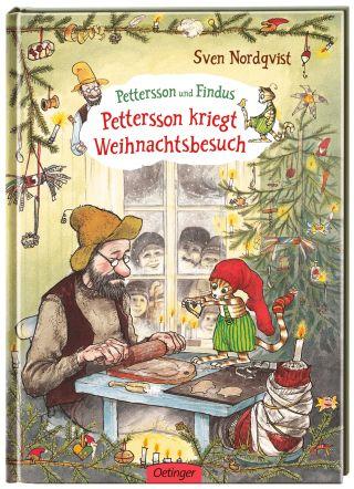 Sven Nordqvist - Pettersson kriegt Weihnachtsbesuch (Pettersson und Findus)