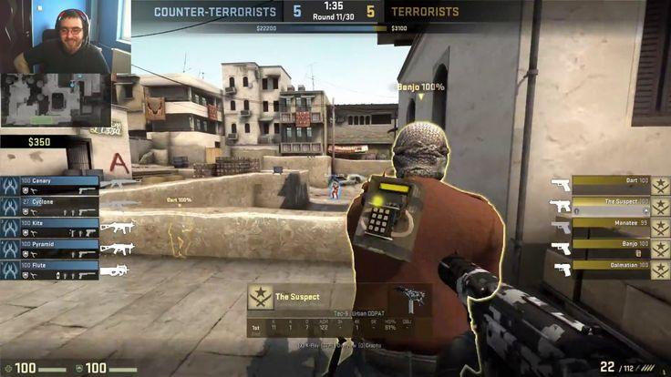 Not another Dust 2 Overwatch! - TVonTV CS:GO Overwatch #6 #csgo #overwatch #gaming #youtube #gamers #youtubegaming