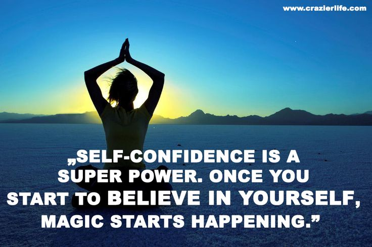 how to build confidence 3 quick tips