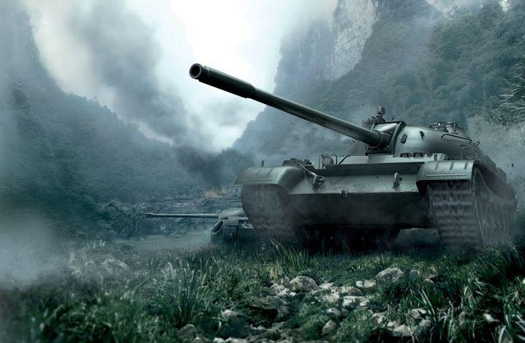 Model Italeri 36508 tank Type 59 - WOrld of Tanks, plastikowy model chińskiego czołgu do sklejania w skali 1/35. Model posiada również ody do gry WOT.