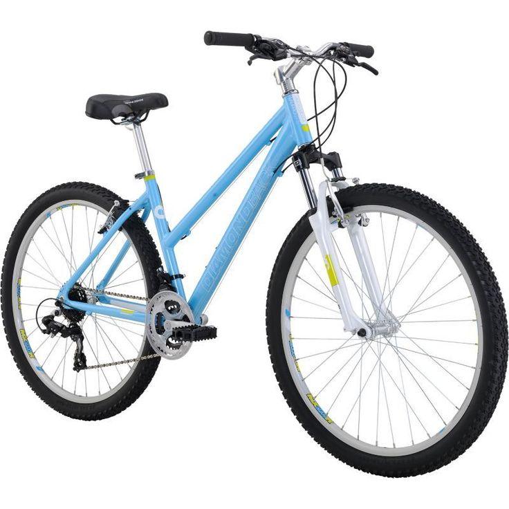 Diamondback Women's Laurito Mountain Bike, Blue