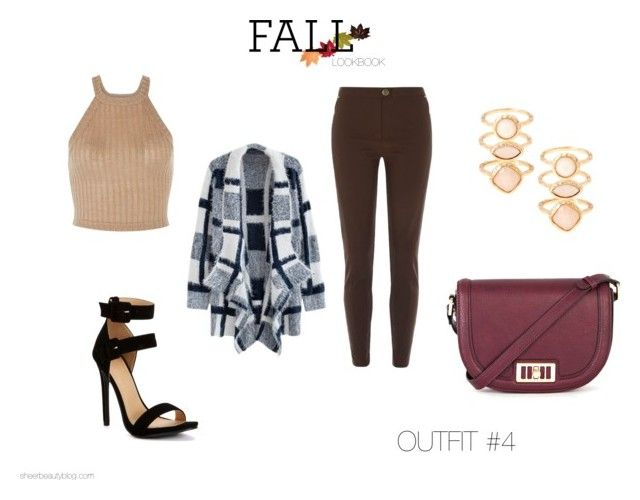 """FALL LOOKBOOK OUTFIT #4"" by sheerbeauty on Polyvore featuring River Island, Warehouse and Monsoon"