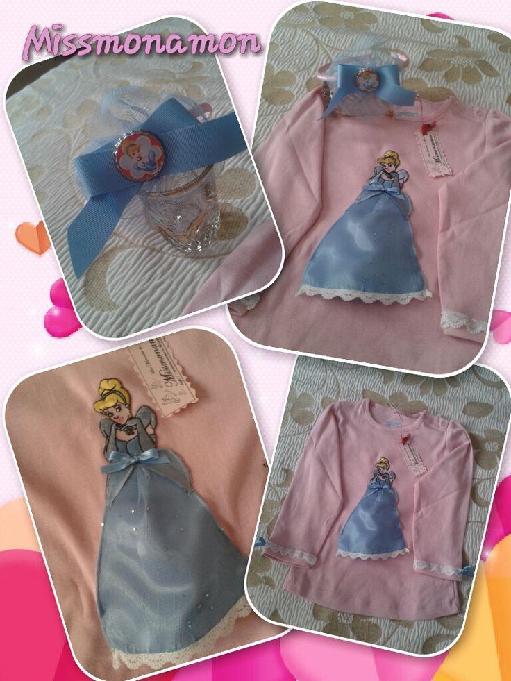 Para regalar en un cumple!!! Ropa o juguete???...esta es mi elección, contentas las mamás y las princesas!!! =)