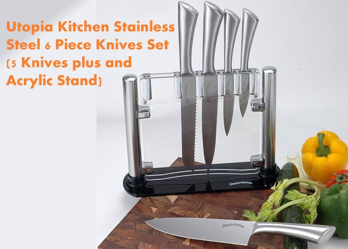 Best Kitchen Knife Set Reviews Recommended Knives The World Matelic Image