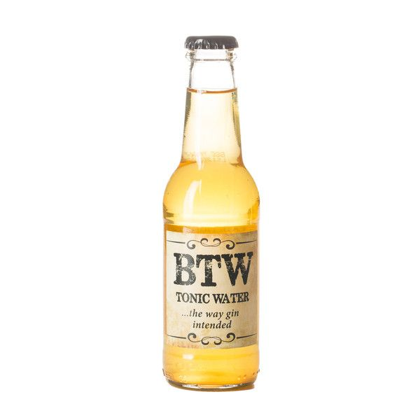 BTW Bermondsey Tonic Water featured in the first ever I Love Gin Box this July!