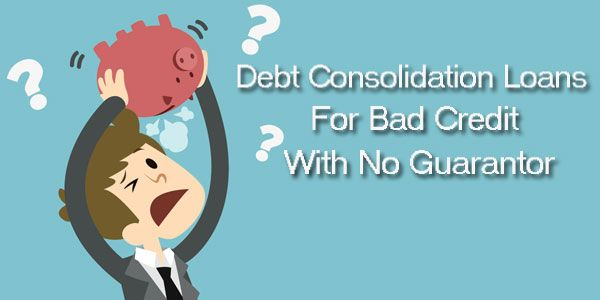 Benefits Of Debt Consolidation Loans For Bad Credit Loan Consolidation Loans For Bad Credit Debt Consolidation