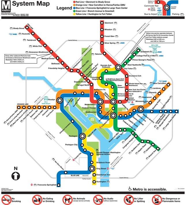14 best transit maps images on pinterest subway map maps and washington dc transit map sciox Images
