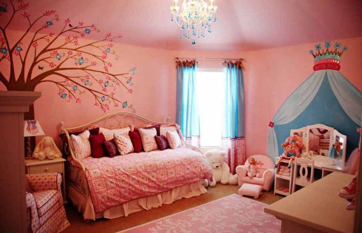 Kamar Tidur Wanita Yang Bagus Untuk Putri Remaja