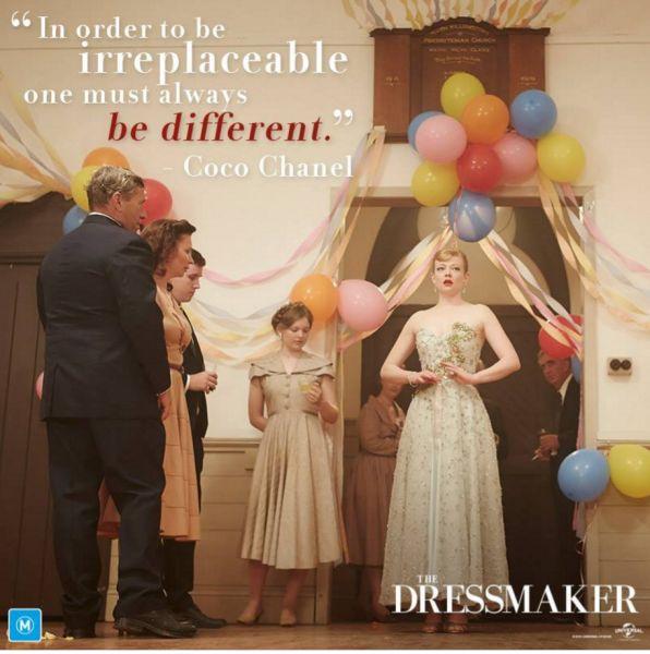 The Dressmaker                                                                                                                                                      More