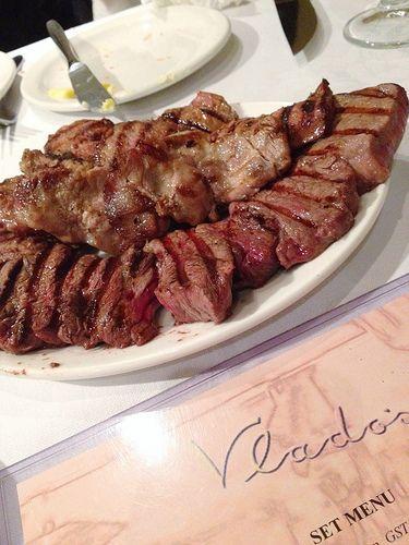 Vlado's Steakhouse - 61 Bridge Road - Richmond