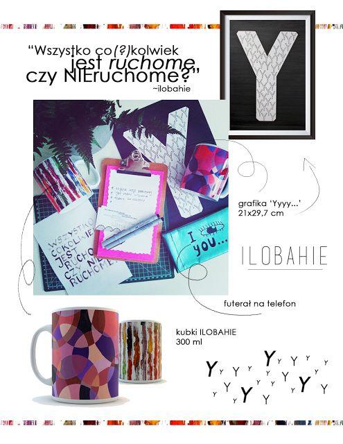 Malarskie kubki ILOBAHIE Mug by ILOBAHIE http://ilobahieart.wix.com/ilobahieart