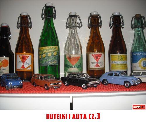 butelki i auta cz.3