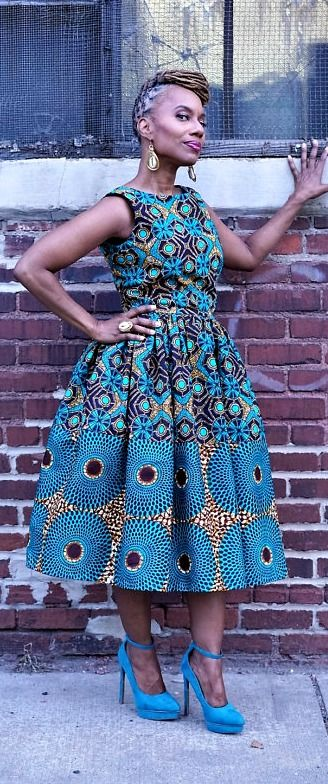 50+ best African print dresses | Looking for the best & latest African print dresses? From ankara Dutch wax, Kente, to Kitenge and Dashiki. All your favorite styles in one place (+ where to get them). Click to see all! Ankara | African print