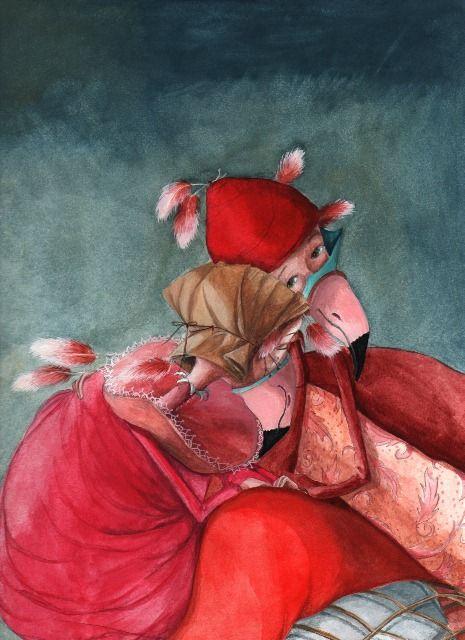 Interview with children's illustrator Effie Lada #illustration #art
