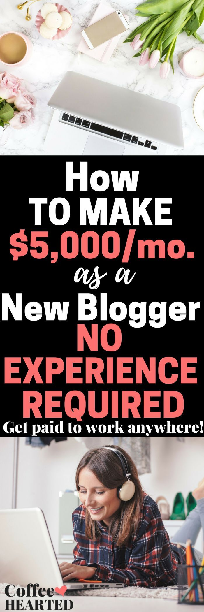 Wow, this newbie blogger (less than 1 yr) is earning $5K-$7K per month from her blog. I took her advice and have earned over 100x more from Amazon! Read on to learn about her strategy for earning on her new blog #ad