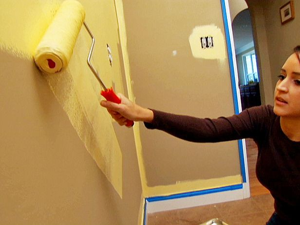 15 Painting Tips to Paint Like a Pro from DIYnetwork.com