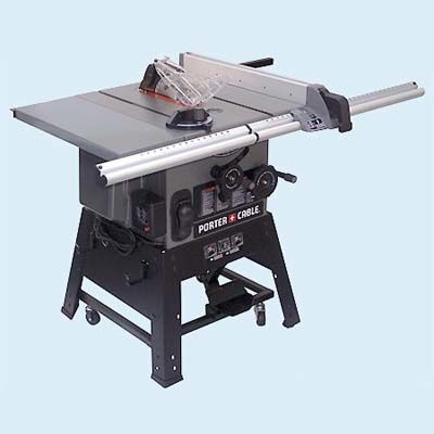 Photo: Courtesy of Porter-Cable | thisoldhouse.com | from Tool Test: Table Saws