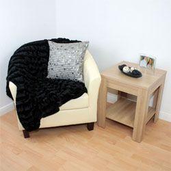 Boxy Cushion Cover - Natural #WinterWarmers
