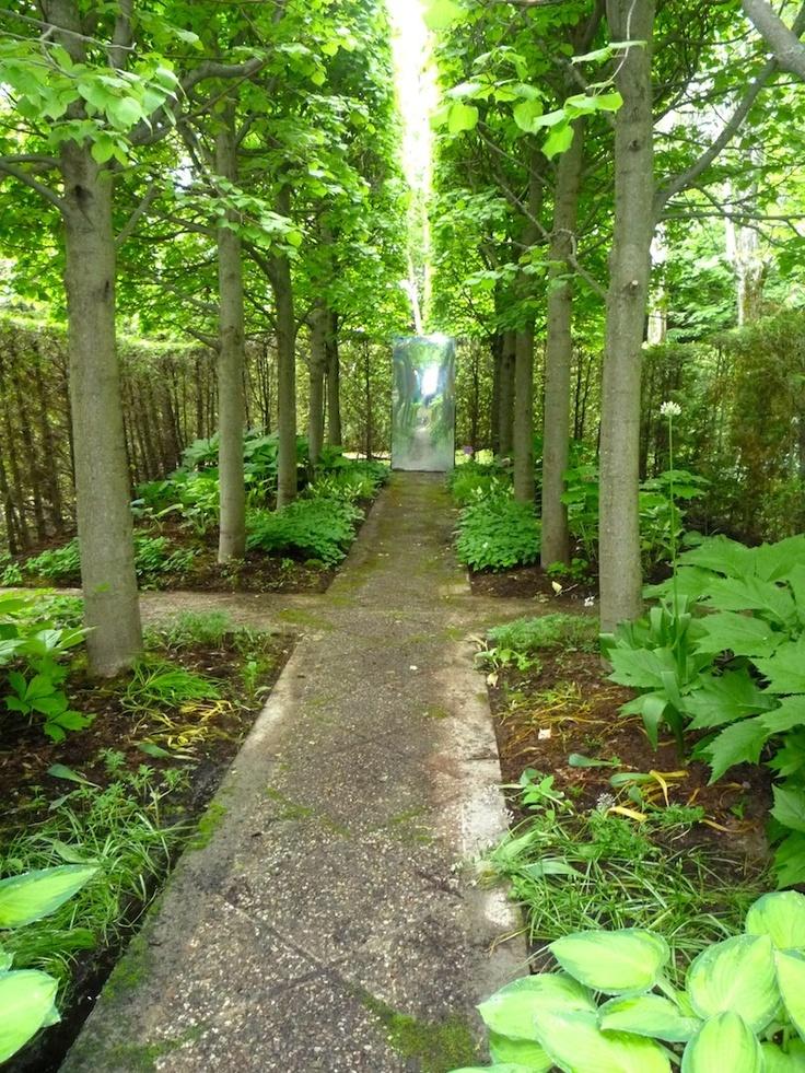 35 best images about les quatre vents garden on pinterest for Jardin 4 vents charlevoix