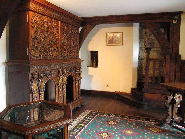inside Dracula Castle | Inside Dracula's castle - Ryan ...