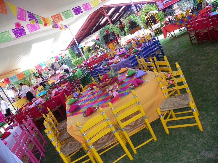 Llevamos la Parrillada que tu eligas bajo el concepto de FIESTA MEXICANA www.tacoselcipres.com.mx