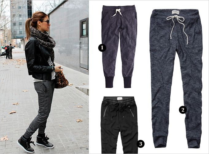 Fashion Sweatpants | Rue Wait...what? This is like the best trend I've ever heard of!