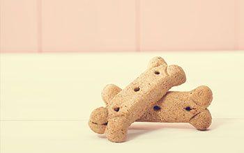 Dog-licious Treats! Try this #recipe for homemade dog treats!