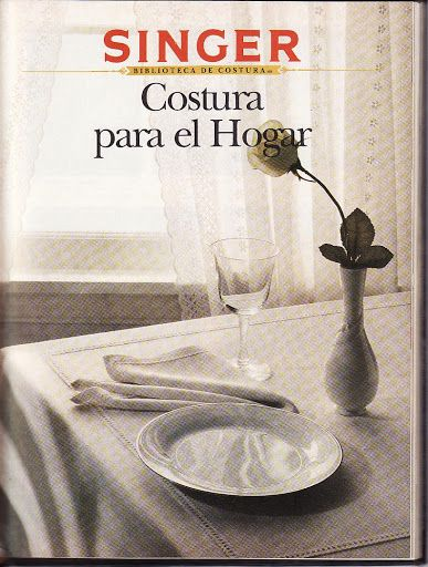 SINGER - costura para el hogar (122) - Johanna Frias - Picasa Web Albums sok szabasminta album