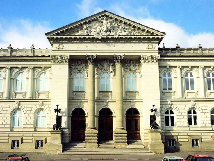 7 best neoclassical architecture images on pinterest for Classic house facades