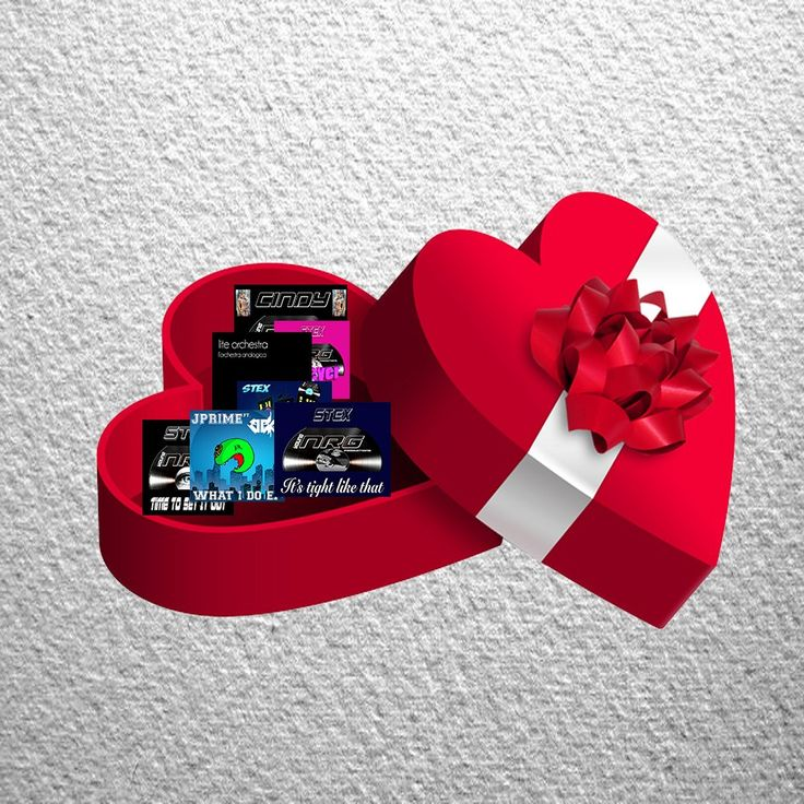 A Valentine's gift from Young NRG Productions -  Buy Now all discography €17.77 EUR (90% OFF) Share the music this Valentine's https://young-nrg.bandcamp.com/