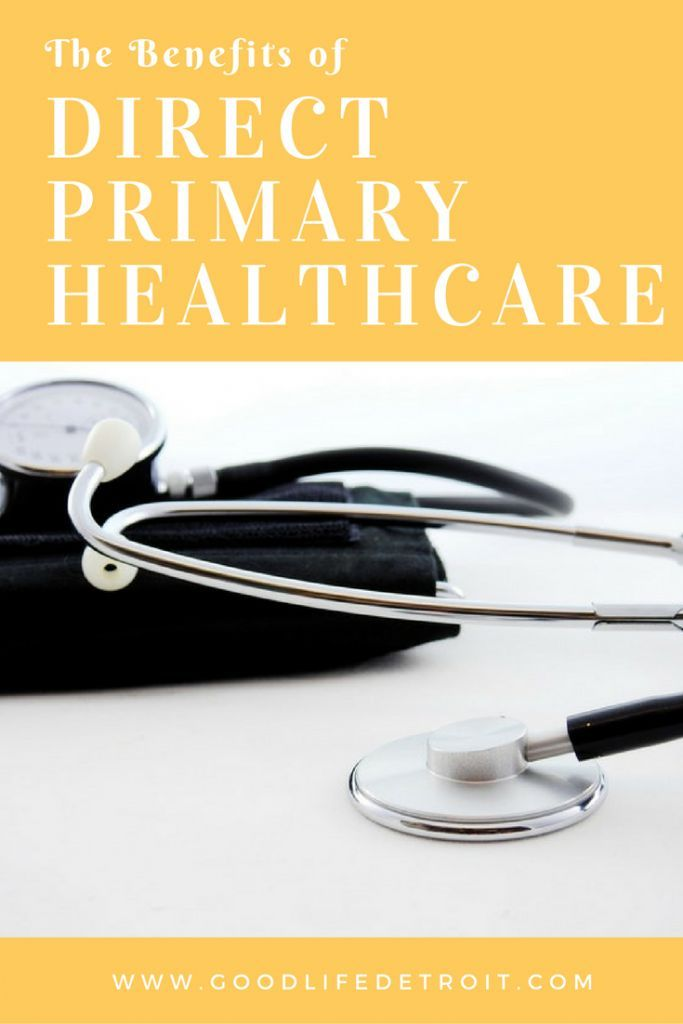 Plum Health Direct Primary Care Focuses On Patient Centered Care In Detroit And Beyond Primary Care Supplemental