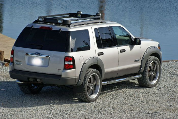 """4th Gen Pictures - Page 3 - Ford Explorer and Ranger Forums """"Serious Explorations""""®"""