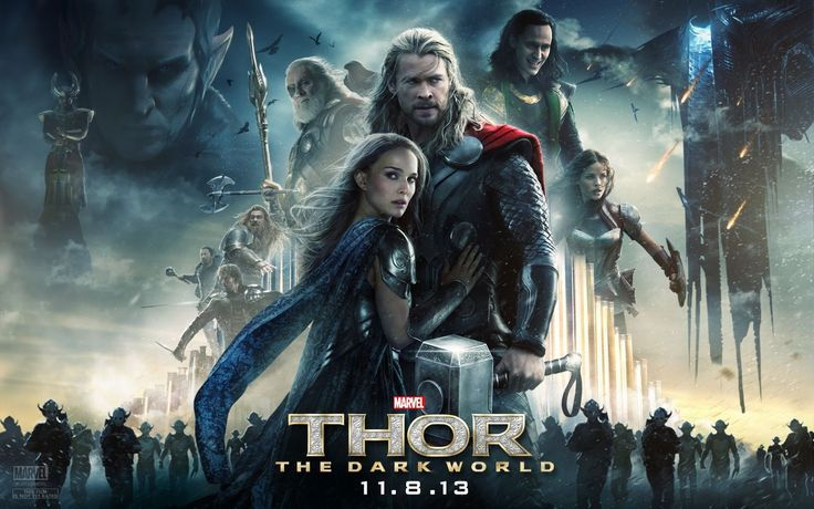 Thor: Un Mundo Oscuro (Thor 2) (2013) WEB-DL 720p ~ PROGRAXOMO PC