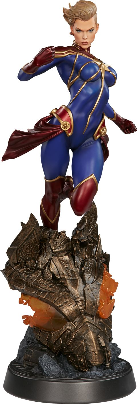 Captain Marvel Premium Format™ Figure
