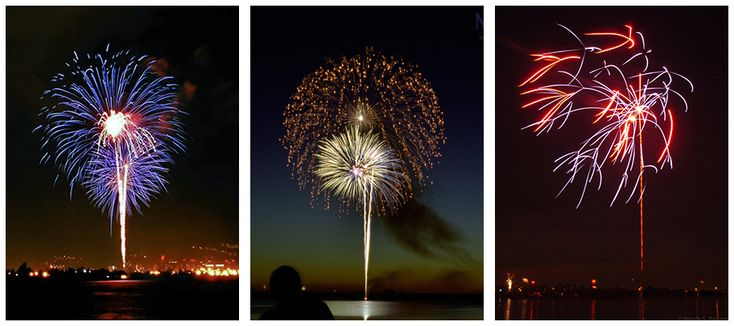 10 Tips for Photographing Fireworks Displays