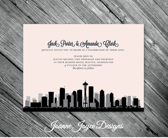 29 best Wedding Invitations images on Pinterest Marriage