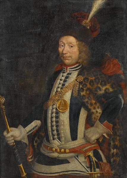 Portrait of a Nobleman (unknown painter)