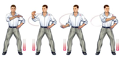 A quick Qigong workout (3-5 min); decrease stress and improve body functions..... Chinese Yoga!