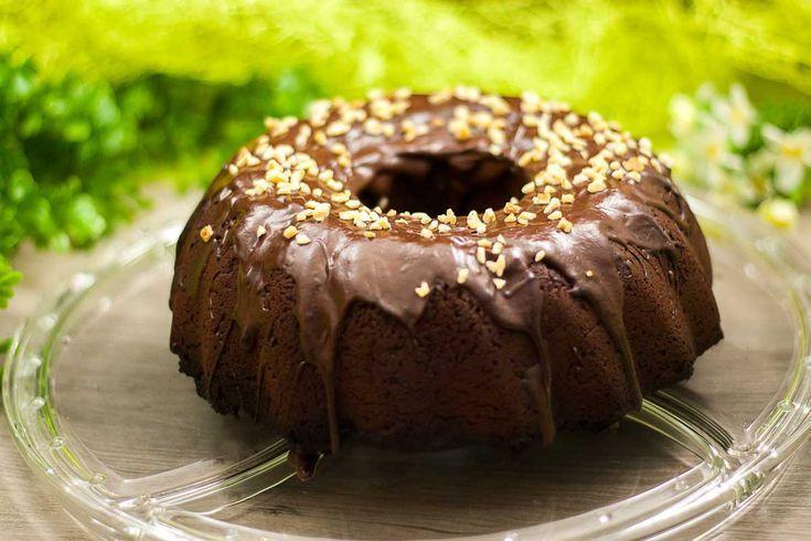 #SchokoKäsekuchen-Low Carb Schoko-Zimt-Kuchen – Schoko Käsekuchen – Color Phot…
