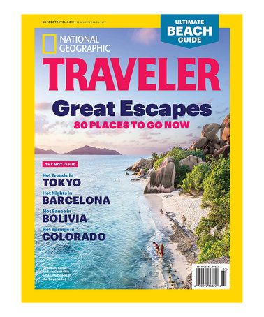 Another great find on #zulily! National Geographic Traveler Magazine Subscription #zulilyfinds