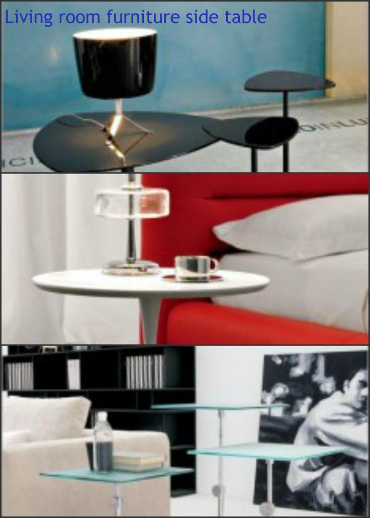 Living room furniture side table.