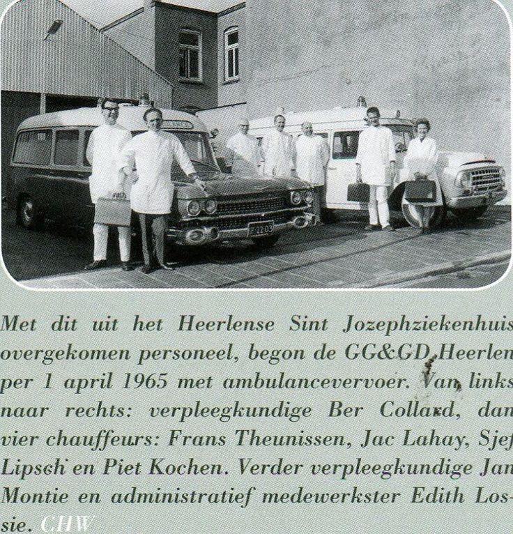 136 best Van St. Josephziekenhuis Heerlen via De Weverziekenhuis ...