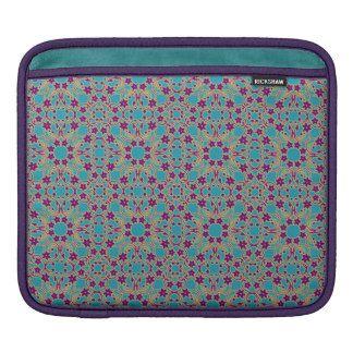 Pretty Pattern Rickshaw iPad sleeve
