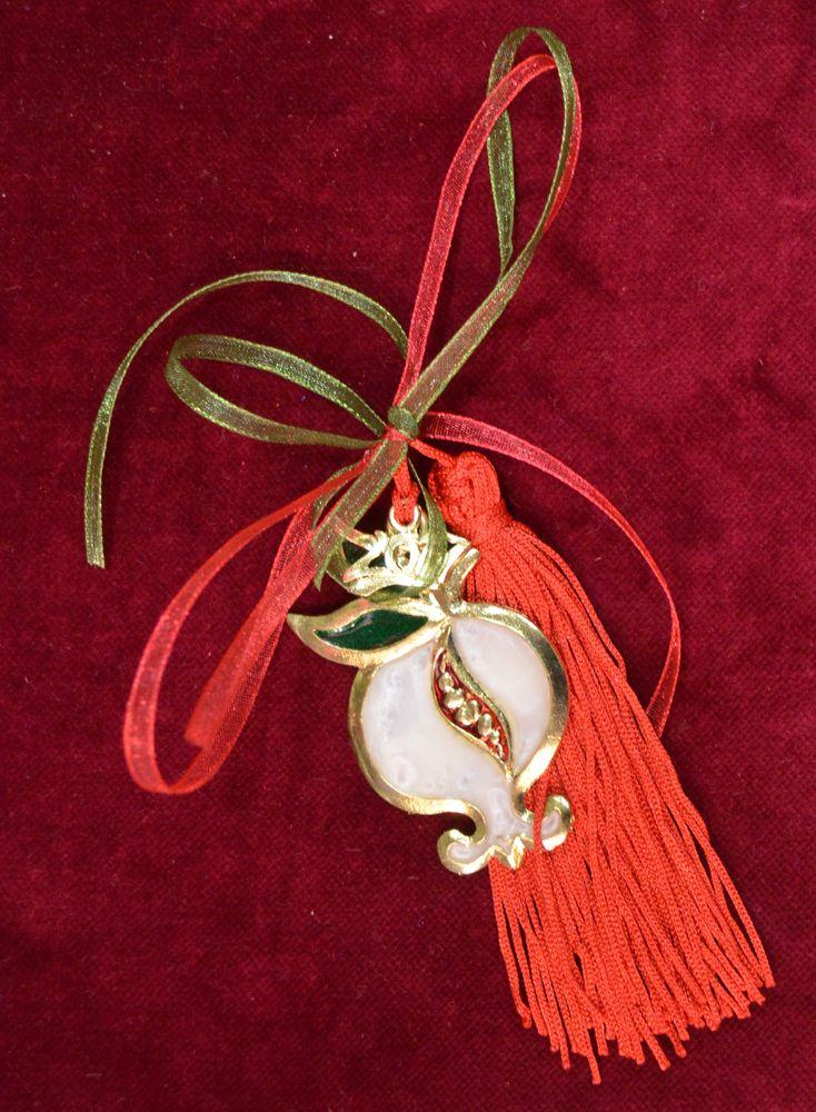 Lucky Charm 2017 Christmas Pomegrade White A