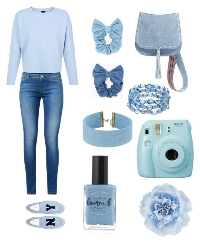 """""""Untitled #7"""" by pacaca-gemela on Polyvore featuring Joshua's, Steve Madden, Lauren B. Beauty, Monsoon and Fujifilm"""