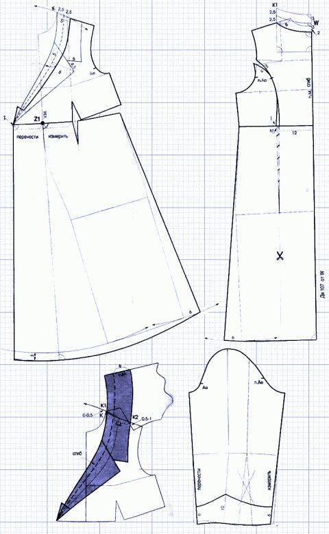 Pin de Шеметова Аниса en Халат | Pinterest | Vestidos, Vestidos para ...