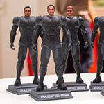 Pacific Rim Figurines 3D Printed