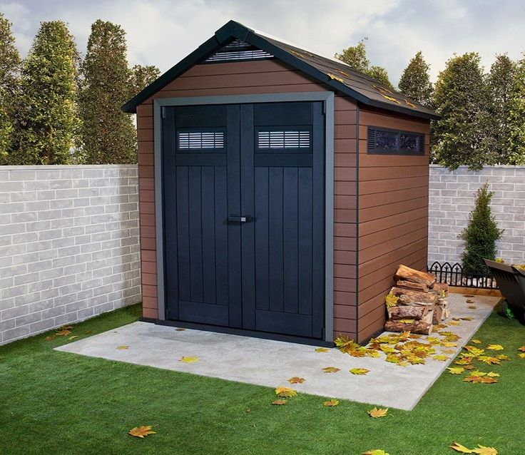 keter fusion 757 shed